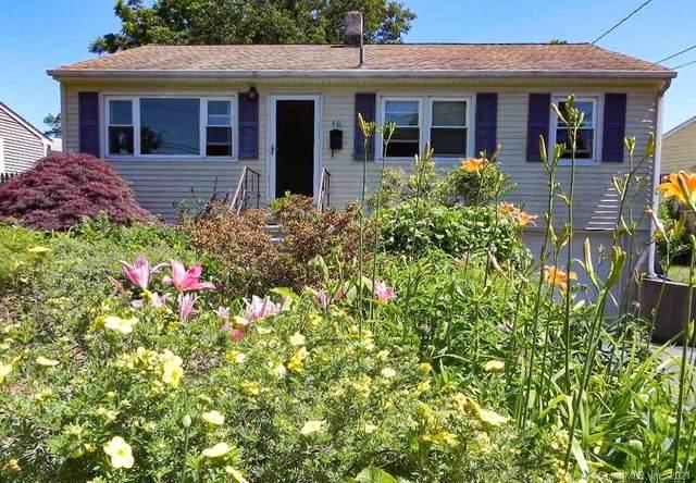 40 Ivy Place, Norwalk, CT 06854 (MLS #170410988) :: Sunset Creek Realty