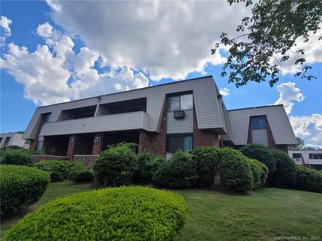 565 Talcottville Road 2C1, Vernon, CT 06066 (MLS #170411012) :: Spectrum Real Estate Consultants