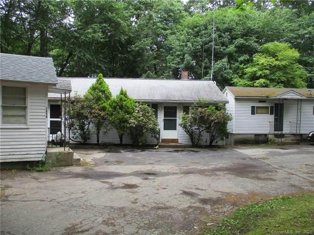 1267 Thompson Road, Thompson, CT 06277 (MLS #170411072) :: Tim Dent Real Estate Group