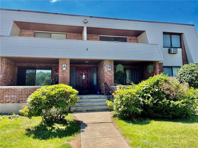 565 Talcottville Road 1C4, Vernon, CT 06066 (MLS #170411086) :: Tim Dent Real Estate Group