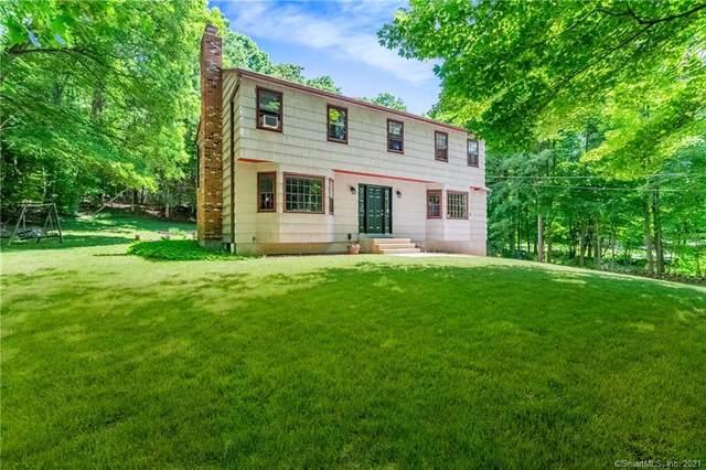 69 Riverside Road, Newtown, CT 06482 (MLS #170411090) :: Kendall Group Real Estate | Keller Williams
