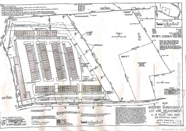 539 Oronoque Road, Milford, CT 06461 (MLS #170411131) :: Carbutti & Co Realtors
