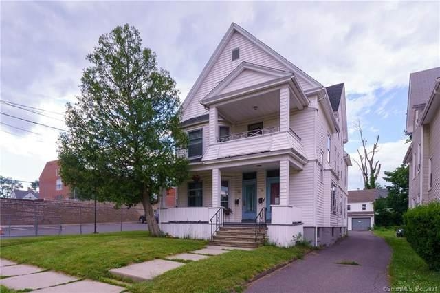 28 Trinity Street, New Britain, CT 06051 (MLS #170411132) :: Around Town Real Estate Team