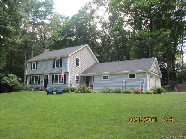 55 Bronson Road, Avon, CT 06001 (MLS #170411139) :: Hergenrother Realty Group Connecticut