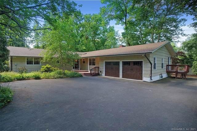 193 Saxonwood Road, Fairfield, CT 06825 (MLS #170411143) :: Linda Edelwich Company Agents on Main