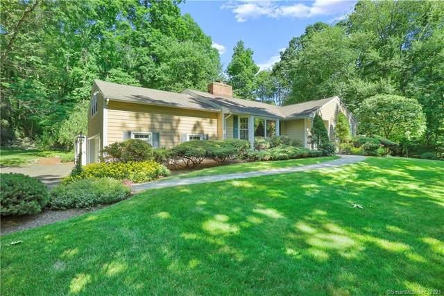 33 Canterbury Lane, Wilton, CT 06897 (MLS #170411151) :: Spectrum Real Estate Consultants