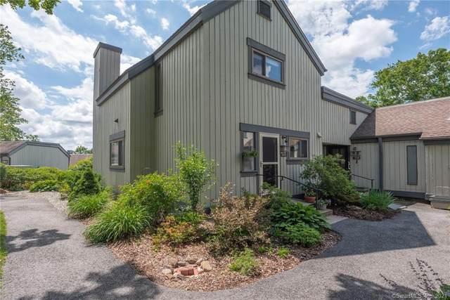 214 Heritage Village C, Southbury, CT 06488 (MLS #170411205) :: Around Town Real Estate Team