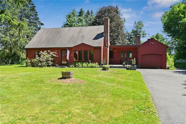 185 Bolton Center Road, Bolton, CT 06043 (MLS #170411215) :: Tim Dent Real Estate Group