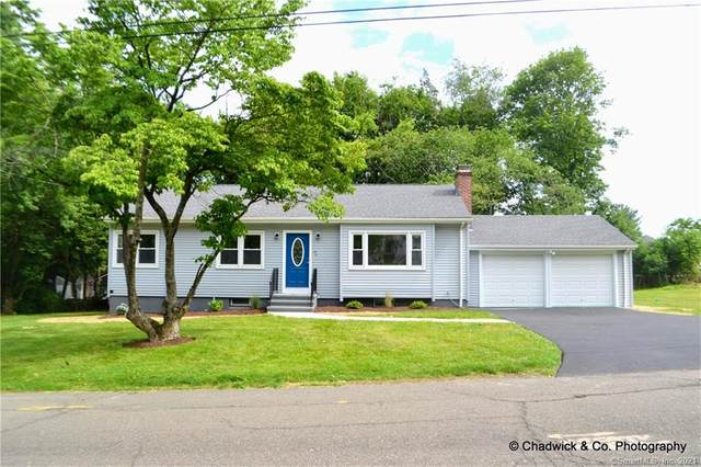 44 Botsford Place, Trumbull, CT 06611 (MLS #170411239) :: Frank Schiavone with Douglas Elliman