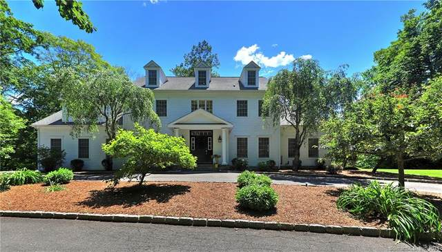 96 Hopewell Woods Road, Redding, CT 06896 (MLS #170411244) :: The Higgins Group - The CT Home Finder
