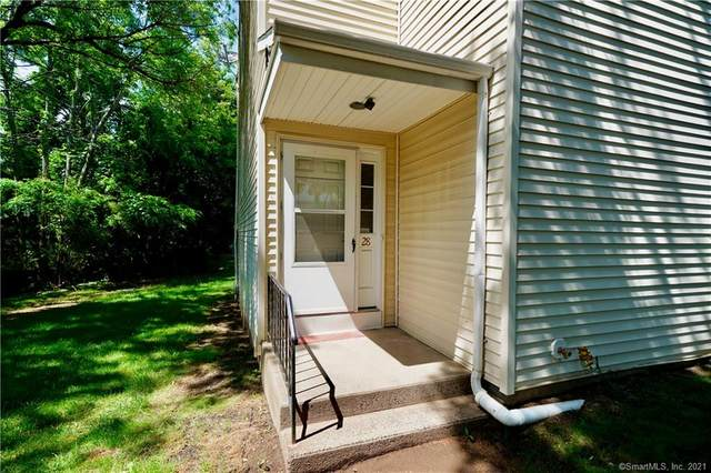 28 Horizon Hill Road #28, Newington, CT 06111 (MLS #170411253) :: Hergenrother Realty Group Connecticut