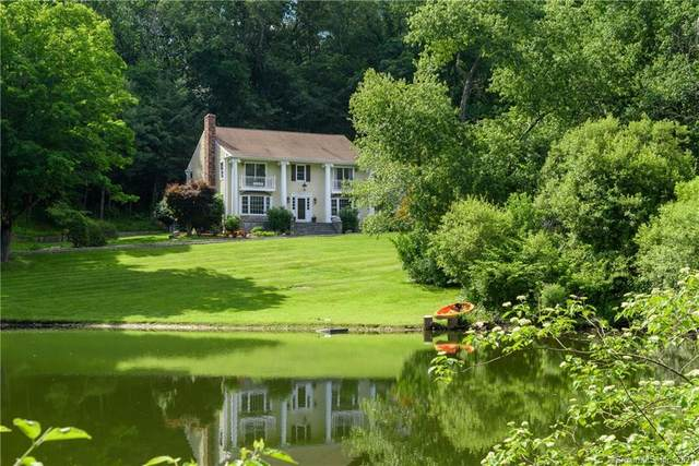 84 Cheesespring Road, Wilton, CT 06897 (MLS #170411258) :: Spectrum Real Estate Consultants