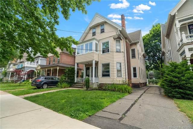 813 Orange Street, New Haven, CT 06511 (MLS #170411259) :: Carbutti & Co Realtors