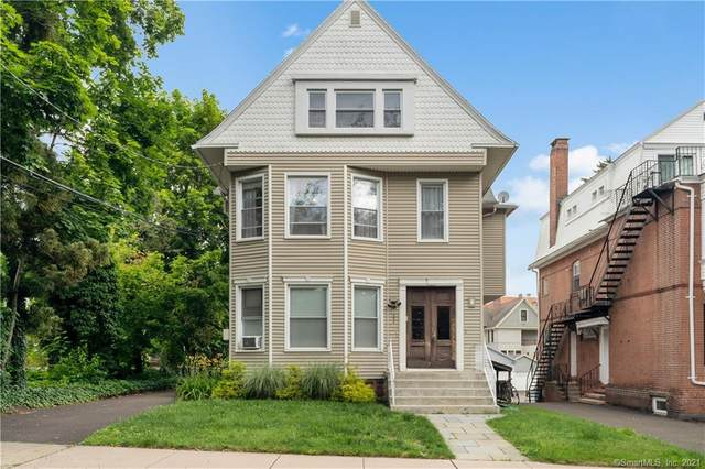 253 Lawrence Street, New Haven, CT 06511 (MLS #170411260) :: Michael & Associates Premium Properties   MAPP TEAM