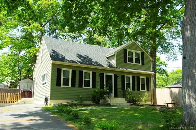 186 Stoneycrest Drive, Meriden, CT 06450 (MLS #170411263) :: Tim Dent Real Estate Group