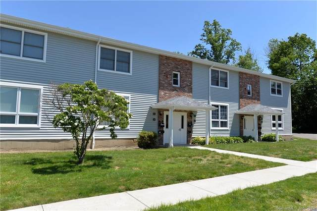 59 Carriage Path S #59, Milford, CT 06460 (MLS #170411304) :: Tim Dent Real Estate Group