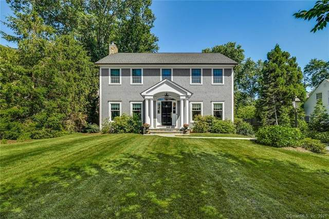 17 Sunset Road, Darien, CT 06820 (MLS #170411322) :: The Higgins Group - The CT Home Finder