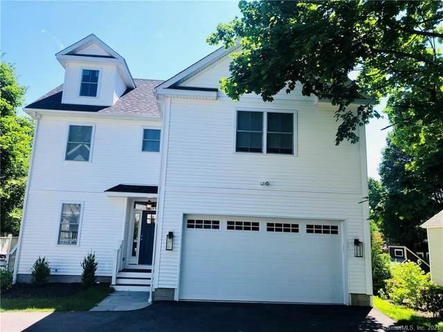 210 High Ridge Avenue, Ridgefield, CT 06877 (MLS #170411328) :: Spectrum Real Estate Consultants