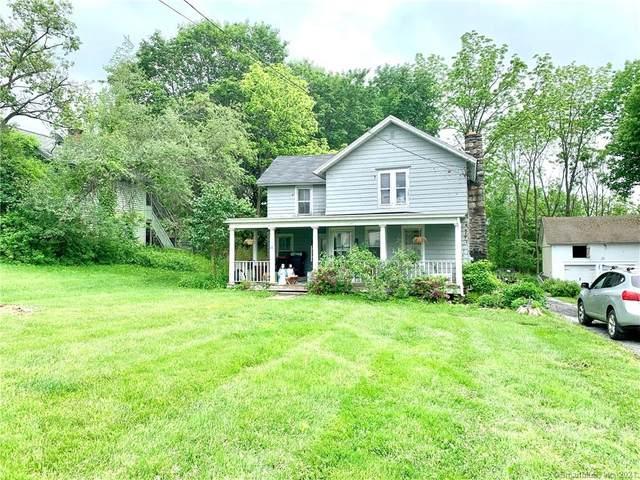 55 Hospital Hill Road, Sharon, CT 06069 (MLS #170411370) :: Kendall Group Real Estate | Keller Williams