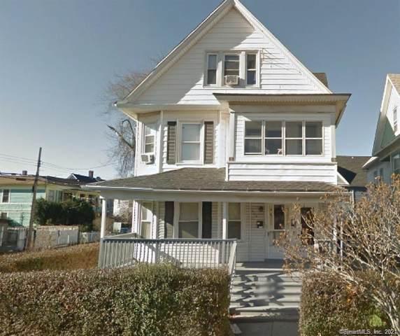 219 Orchard Street, Bridgeport, CT 06608 (MLS #170411381) :: The Higgins Group - The CT Home Finder