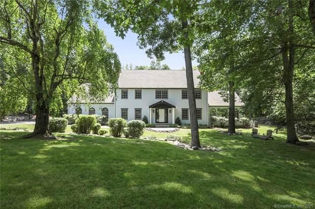 9 Cornerstone Court, Ridgefield, CT 06877 (MLS #170411399) :: Sunset Creek Realty