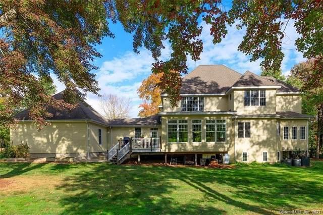 70 Joy Road, Woodstock, CT 06281 (MLS #170411406) :: Kendall Group Real Estate | Keller Williams