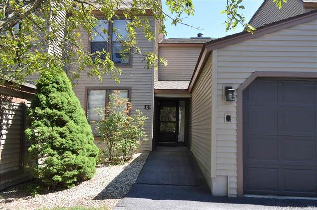 2 Walnut Lane #2, Avon, CT 06001 (MLS #170411415) :: Hergenrother Realty Group Connecticut