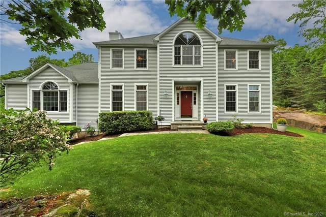 18 Gaylor Drive, Monroe, CT 06468 (MLS #170411435) :: Spectrum Real Estate Consultants