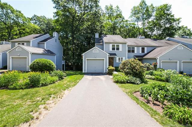 32 Quarry Village Road #32, Cheshire, CT 06410 (MLS #170411436) :: Linda Edelwich Company Agents on Main