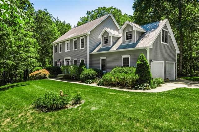 324 Jagger Lane, Hebron, CT 06248 (MLS #170411439) :: Tim Dent Real Estate Group