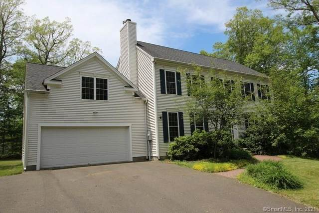 8 Teaberry Court, Haddam, CT 06441 (MLS #170411465) :: Anytime Realty