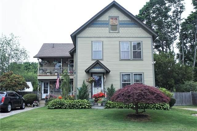 4 Smith Street, East Lyme, CT 06357 (MLS #170411471) :: Kendall Group Real Estate | Keller Williams