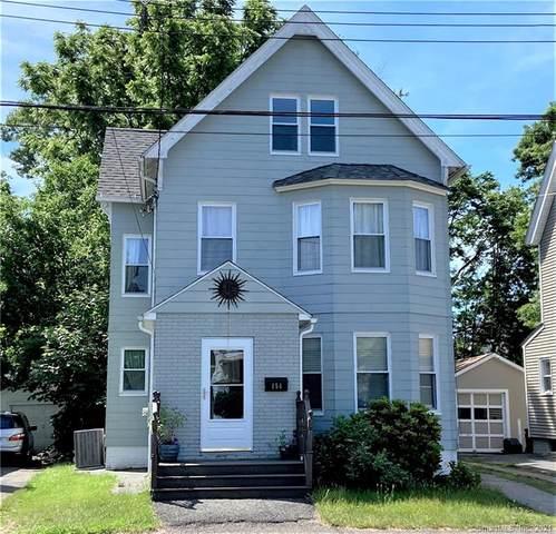 154 Center Street, West Haven, CT 06516 (MLS #170411474) :: Around Town Real Estate Team