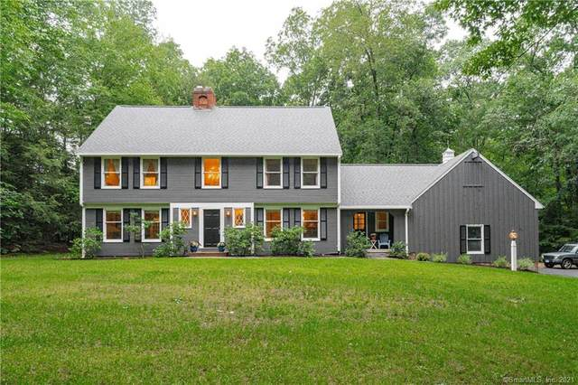 129 Stagecoach Road, Avon, CT 06001 (MLS #170411481) :: Forever Homes Real Estate, LLC