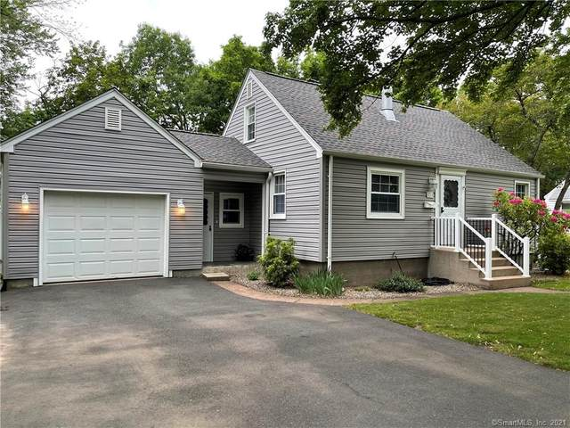 72 Greenwood Drive, Manchester, CT 06042 (MLS #170411520) :: Coldwell Banker Premiere Realtors
