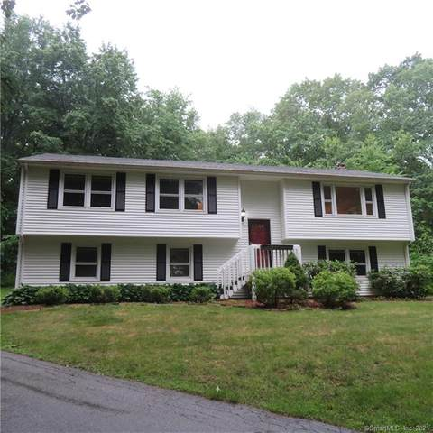 25 Andrew Way, Tolland, CT 06084 (MLS #170411526) :: Tim Dent Real Estate Group