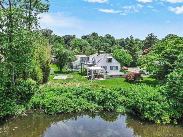 99 Monica Road, Greenwich, CT 06831 (MLS #170411531) :: Spectrum Real Estate Consultants