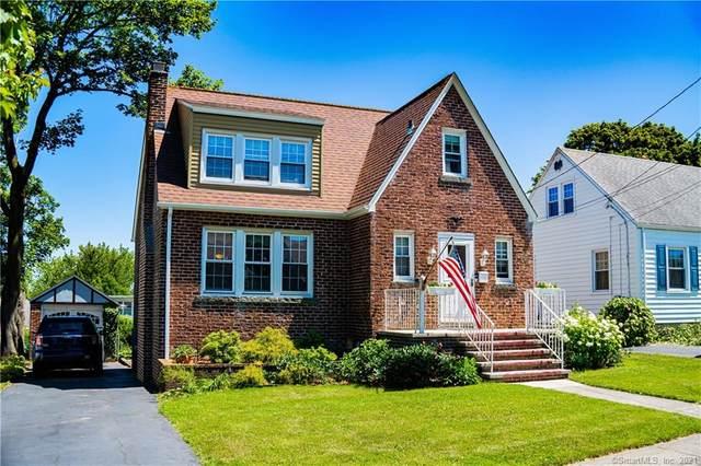 46 Rockefeller Avenue, West Haven, CT 06516 (MLS #170411539) :: Spectrum Real Estate Consultants