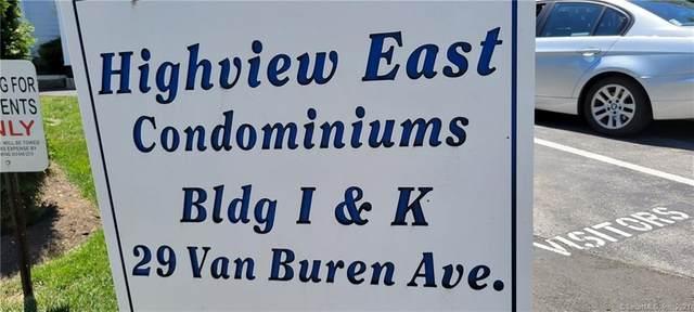 29 Van Buren Avenue I5, Norwalk, CT 06850 (MLS #170411579) :: Sunset Creek Realty