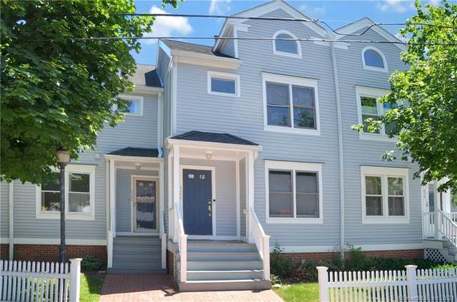 239 Front Street C, New Haven, CT 06513 (MLS #170411608) :: Carbutti & Co Realtors