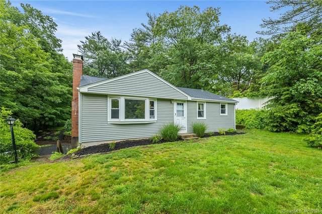 86 N Granby Road, Granby, CT 06035 (MLS #170411615) :: Around Town Real Estate Team