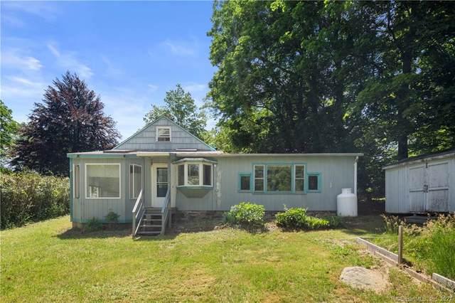 174 Black Rock Turnpike, Redding, CT 06896 (MLS #170411624) :: Spectrum Real Estate Consultants