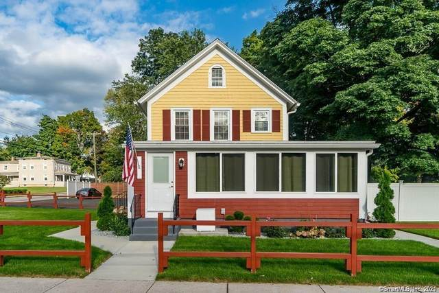 195 Spruce Street, Manchester, CT 06040 (MLS #170411641) :: Hergenrother Realty Group Connecticut