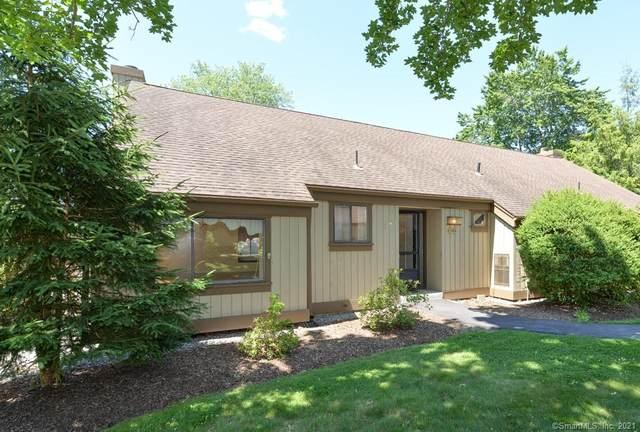729 Heritage Village A, Southbury, CT 06488 (MLS #170411701) :: Around Town Real Estate Team