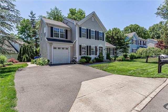 63 Lookout Hill Road, Milford, CT 06461 (MLS #170411702) :: Sunset Creek Realty