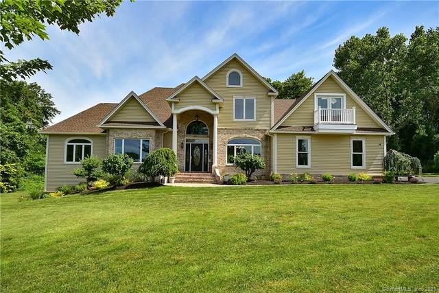 34 Pease Farm Road, Ellington, CT 06029 (MLS #170411707) :: Around Town Real Estate Team