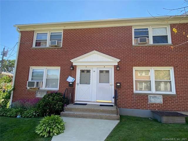 38 Stoneridge Road B, Bridgeport, CT 06606 (MLS #170411734) :: Around Town Real Estate Team
