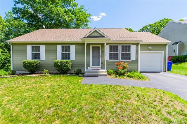 70 Soljer Drive, Waterford, CT 06385 (MLS #170411743) :: Next Level Group