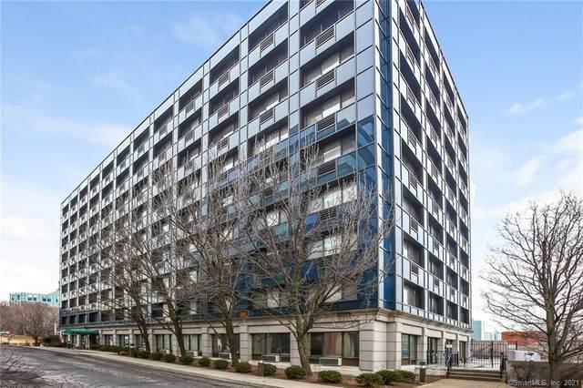 300 Broad Street #801, Stamford, CT 06901 (MLS #170411782) :: Spectrum Real Estate Consultants