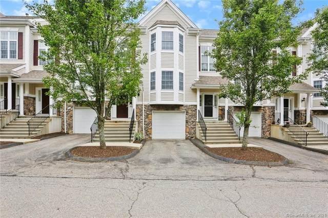 305 Larson Drive #305, Danbury, CT 06810 (MLS #170411809) :: Around Town Real Estate Team